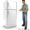 Срочный ремонт холодильников и морозильников (Атлант и др.) на дому у заказчиka #1140947