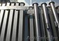Столбы металлические под сетку рабицу и профлисты