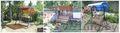 Садовые разборные качели с доставкой в Кобрине