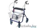 Роляторы-ходунки для пожилых и инвалидов
